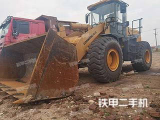 内蒙古-鄂尔多斯市二手龙工LG855D装载机实拍照片