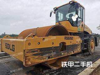 二手山东临工 RS8260 压路机转让出售