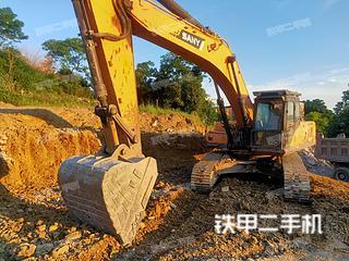 湖南-邵阳市二手三一重工SY365H挖掘机实拍照片