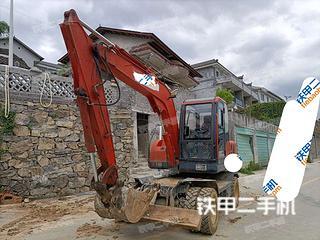 二手山鼎 SD90W-9T 挖掘机转让出售
