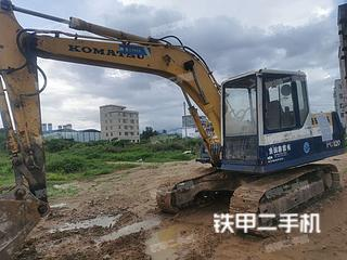 二手小松 PC120-5 挖掘机转让出售