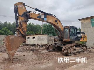 安徽-宿州市二手卡特彼勒340D2L挖掘机实拍照片
