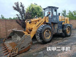 陕西-西安市二手龙工ZL50NC装载机实拍照片