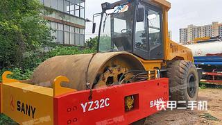 二手三一重工 YZ26E 压路机转让出售
