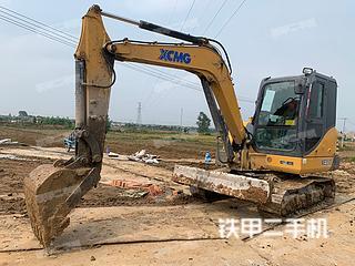 二手徐工 XE55D 挖掘机转让出售