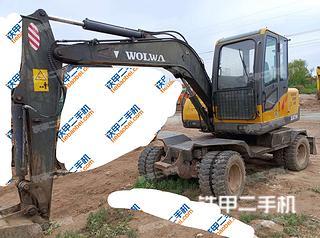 二手沃尔华 DLS875-9M 挖掘机转让出售