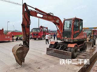 二手海华机械 75LW-8T 挖掘机转让出售