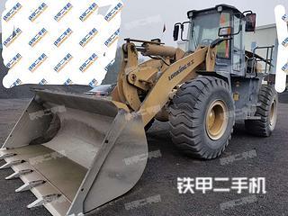 河南-开封市二手龙工ZL50NC装载机实拍照片