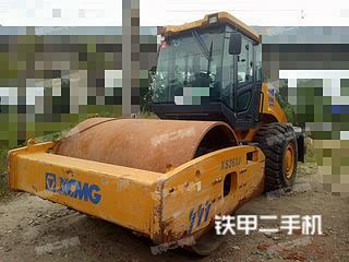 安徽-蚌埠市二手徐工XS263J压路机实拍照片