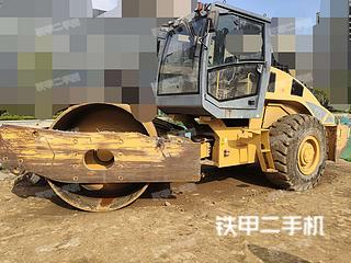 山东-青岛市二手柳工CLG6120压路机实拍照片