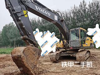 二手沃尔沃 EC250D 挖掘机转让出售