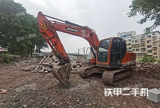 重庆-重庆市二手斗山DX130-9C挖掘机实拍照片
