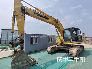 北京-北京市二手小松PC240LC-8M0挖掘机实拍照片