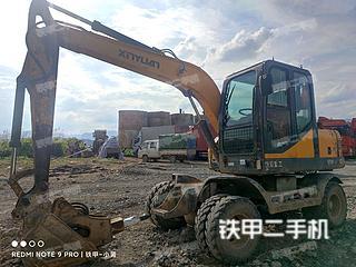 新源XYB75W-8挖掘機實拍圖片