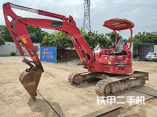二手洋马 Vio40-5 挖掘机转让出售