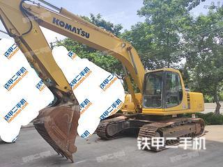 二手小松 PC220-6 挖掘机转让出售