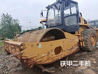 安徽-合肥市二手柳工CLG6120压路机实拍照片