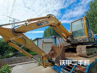 二手山东临工 E655F 挖掘机转让出售