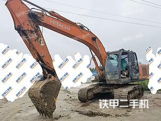 山东-济宁市二手日立ZX210H-3挖掘机实拍照片
