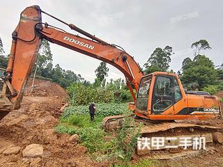 二手斗山 DH258-7 挖掘机转让出售