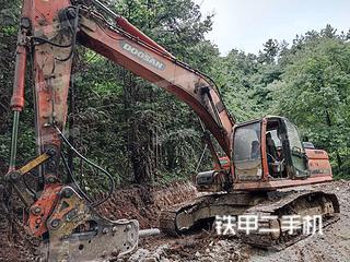二手斗山 DX260LC 挖掘机转让出售