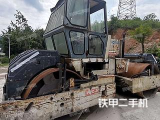 广西-桂林市二手徐工YZC12压路机实拍照片
