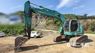 二手神钢 SK235SR 挖掘机转让出售