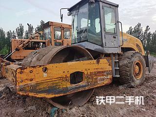 山东-济南市二手徐工XSM220压路机实拍照片