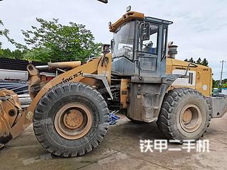 四川-成都市二手龙工LG853D装载机实拍照片