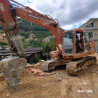 二手斗山 DH150LC-7 挖掘机转让出售