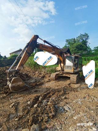 湖南-湘西土家族苗族自治州二手三一重工SY135C挖掘机实拍照片