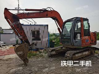 安徽-蚌埠市二手日立ZX70挖掘机实拍照片