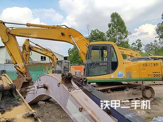 二手小松 PC200-6 挖掘机转让出售