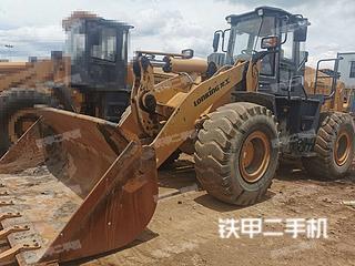 云南-昆明市二手龙工LG855N装载机实拍照片