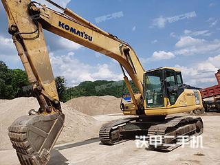 二手小松 PC220-7 挖掘机转让出售