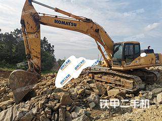 小松PC360-7挖掘機實拍圖片