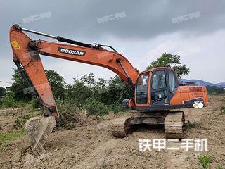 安徽-芜湖市二手斗山DX215-9C挖掘机实拍照片