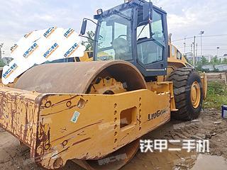 安徽-合肥市二手柳工CLG6126压路机实拍照片