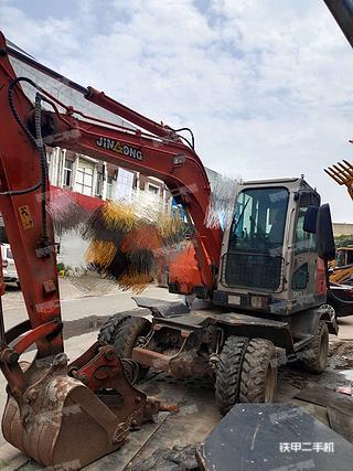 二手晋工 JGM9075L-8 挖掘机转让出售