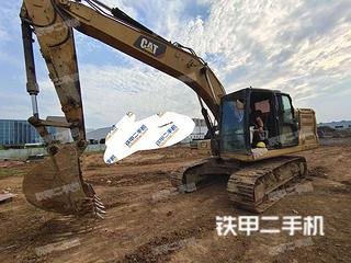 安徽-滁州市二手卡特彼勒新一代Cat®320GC液压挖掘机实拍照片