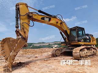 安徽-合肥市二手卡特彼勒340D2L挖掘机实拍照片