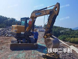 河南-南阳市二手三一重工SY60C挖掘机实拍照片
