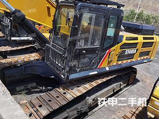 海南三一重工SY485H挖掘機實拍圖片