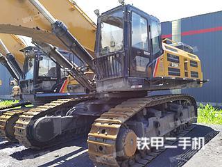 海南三一重工SY750H挖掘機實拍圖片