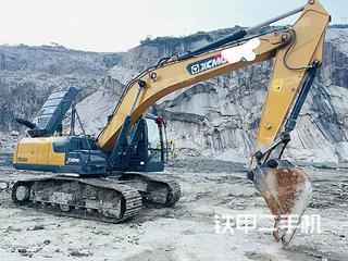 佛山徐工XE205DA挖掘機實拍圖片