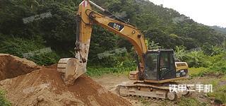 卡特彼勒315DL挖掘機實拍圖片
