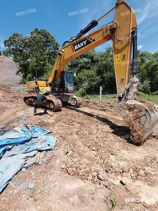 佛山三一重工SY205C挖掘機實拍圖片