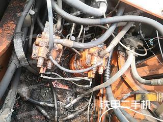 二手斗山挖掘机回转马达和主控阀实拍图371