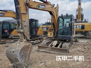 昆明三一重工SY70C挖掘機實拍圖片