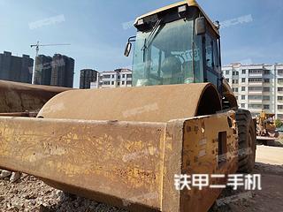 云南-曲靖市二手山推SR26M-3压路机实拍照片